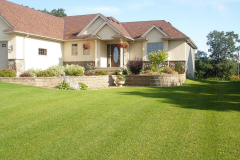 landscaped-midwestern-house