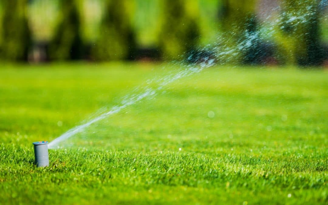 Shutting Down Sprinkler Systems for Winter