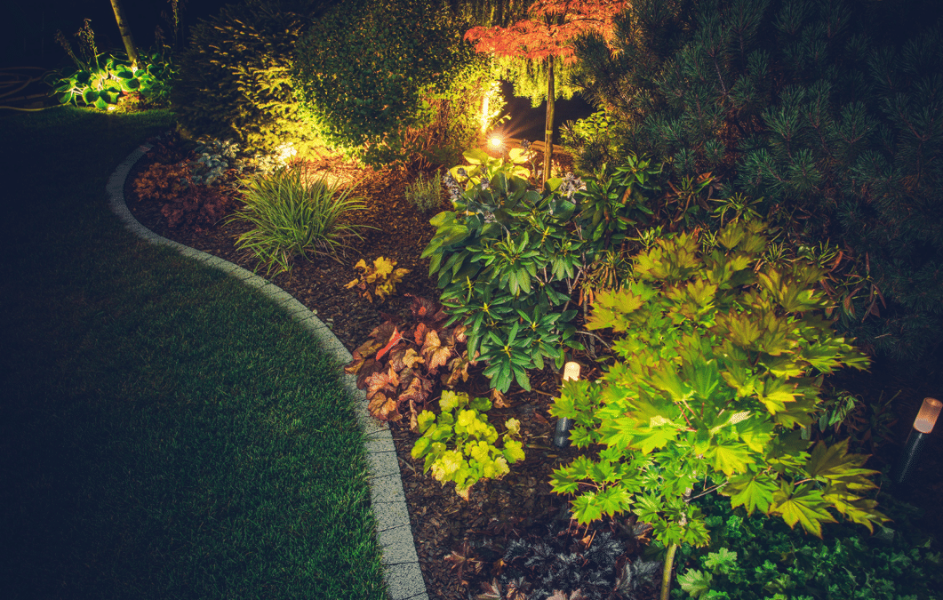 Light the Way: The Benefits of Landscape Lighting