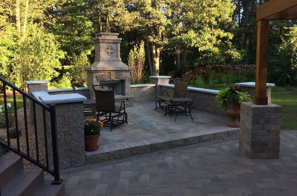 Hardscaping That's Great for Fall