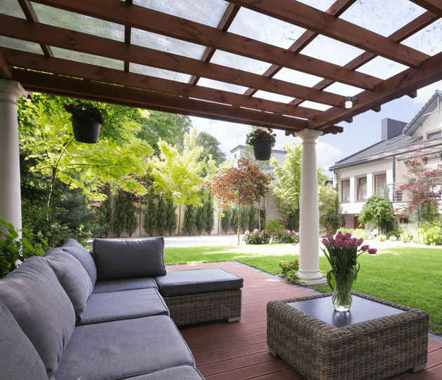 What's the Difference Between Pergolas, Gazebos, and Pavilions?