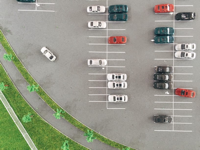Spring Cleaning Your Commercial Parking Lot